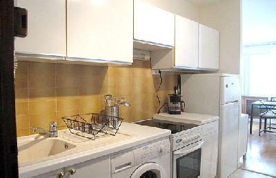 appartement T1 avec petite cour