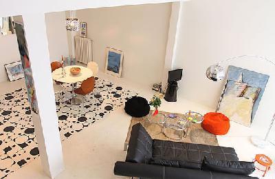 1 Chambre + Mezzanine 72m2 PARIS 8è