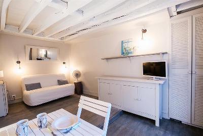 Studio meublé d'environ 19 m²