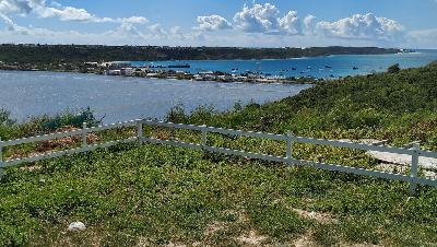 Saint Martin/Anguilla belle maison parfait état sur grand terrain