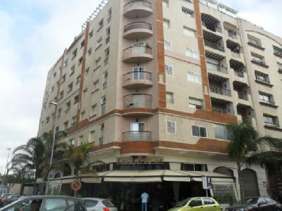 Appartement meublé gauthier Casablanca