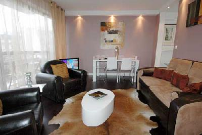 Bel appartement moderne et lumineux