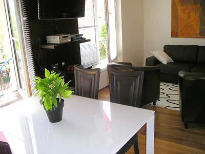 Agréable appartement T3 de 95m² et 2chambres