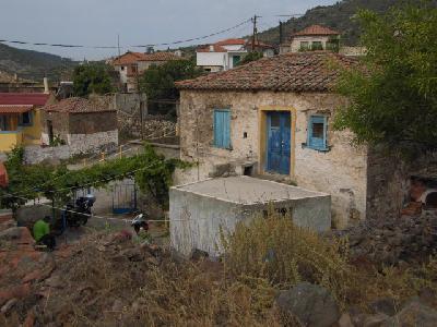 maison de pierre Grece