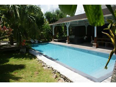 Villa avec piscine T5 à François