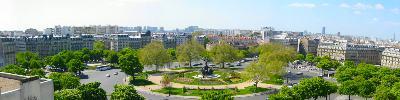echange f2 Paris Habitat 43 m2 / 400 euros / nation 12e
