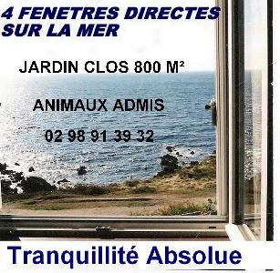 Maison de pêcheur Mer à 20 m Jarrdin clos Animaux admis CALME TOTAL