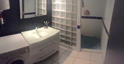 Appartement avec jardin privé 132m²