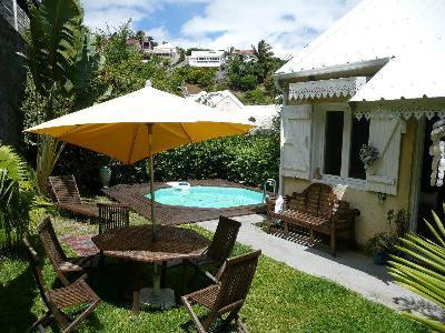 La Montagne, maison triplex 120m²sh sur 347m² de jardin avec piscine