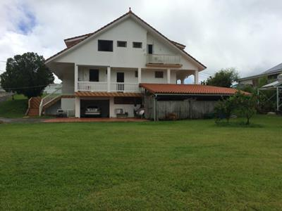 Magnifique villa F5 de 388 m²