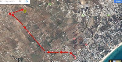 Vente de Terrain à Besbessia (Hammamet) en Tunisie
