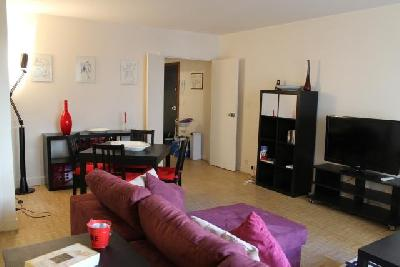 Studio meublé dans résidence sécurisée
