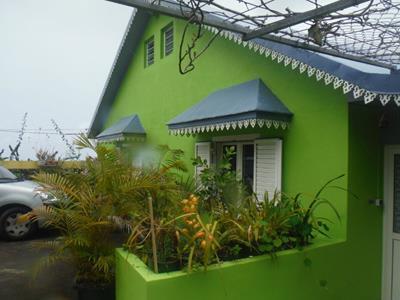 Une très jolie maison créole de 230m²