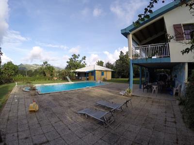 Villa Duplex T5 avec pisicne