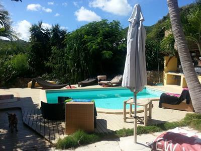 Villa familiale de style créole
