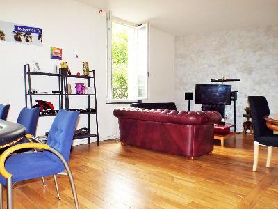 Appartement 2 pièces de 55 m²