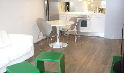 A louer appartement de 2 pièces meublé