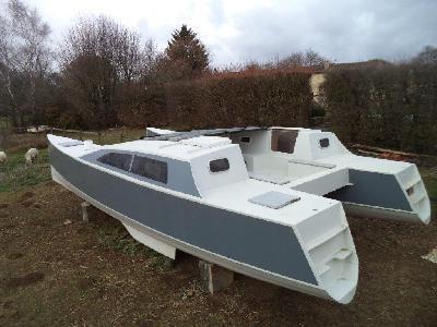Petite annonce Catamarans - photo no. 3