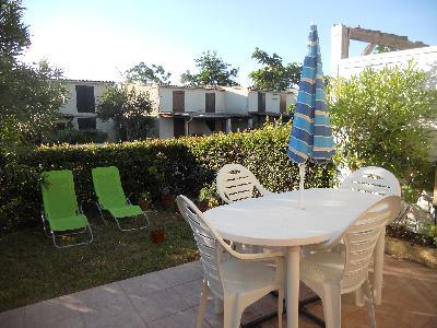maison à 3 minutes à pied de la plage à Poggio Mezzana