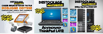Lenovo ThinkPad L412 Core i5 M560 2.67Ghz 4gb 1 To Windows 7 Web Cam Word Excel