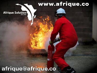 Formation incendie Equipier de Première Intervention maroc