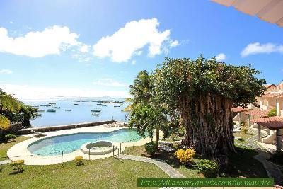 Villas à l'Île Maurice