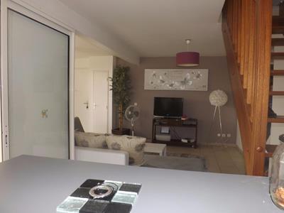 Bel appartement T3 duplex