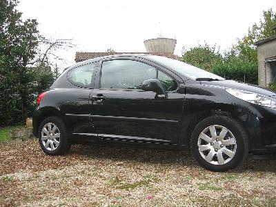 Peugeot 207 HDI Style 1.6L 90ch 3 portes