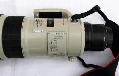 CANON TELEOBJECTIF 500mm f 4 L IS USM