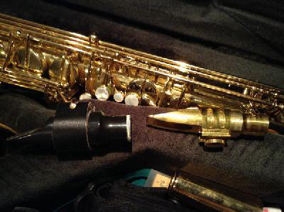 Saxophone ténor selmer super action 80