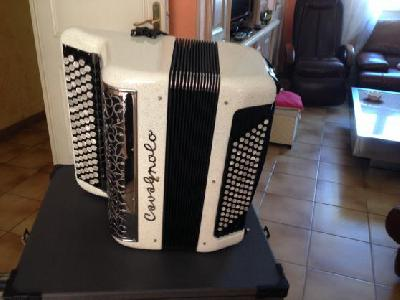 ACCORDEON CAVGNOLO COMPACT PLUS