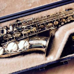 Saxophone Alto Selmer Super Action 2