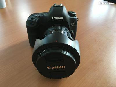 Petite annonce Canon - photo no. 2