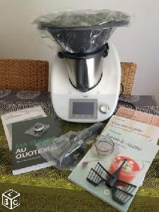 thermomix tm5 garantie cle recettes annonces gratuites. Black Bedroom Furniture Sets. Home Design Ideas