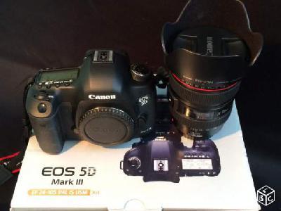 Petite annonce Canon - photo no. 1