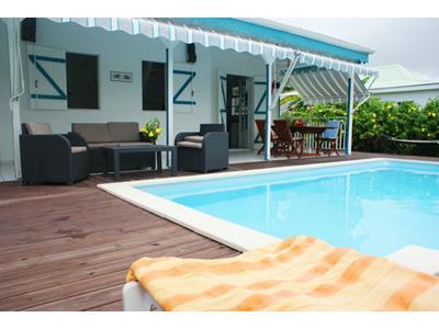 Villa 3 chambres piscine à Remire-Montjoly
