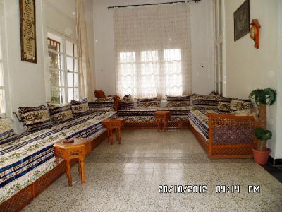 Location vacance villa meublée casablanca Maroc à 1200 dhs / nuit GSM : 002126.1