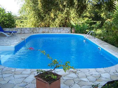 Villa F5 avec piscine