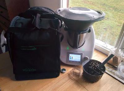 Robot thermomix tm 5 neuf
