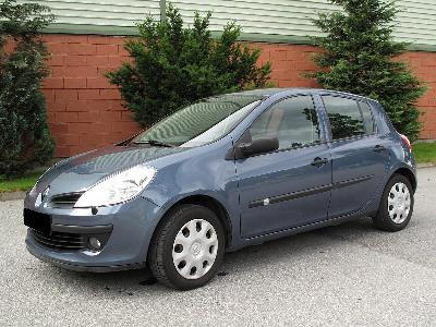 Renault Clio iii 1.5 dci 85 luxe dynamique
