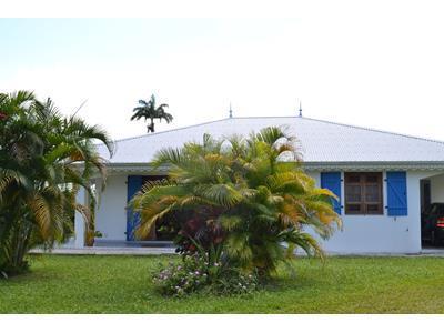 Villa 4 pièces 119 m2 à Basse Pointe