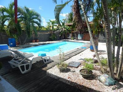 Maison F5 avec piscine