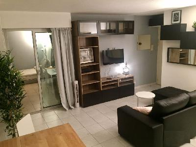 appartement T2 moderne