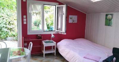 Studio meublé tout équipé 17M2 La Rochelle- Aytré