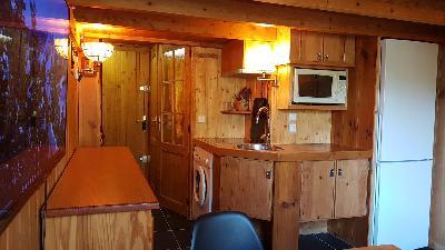 Appartement chalet avec mezzanine tout confort