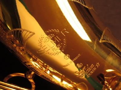 Selmer paris super action 80 série ii tenor saxophone.