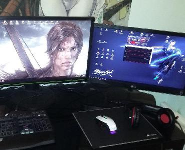 PC GAMING STREAM 3D