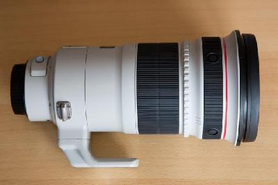 Objectif canon 300mm f2.8