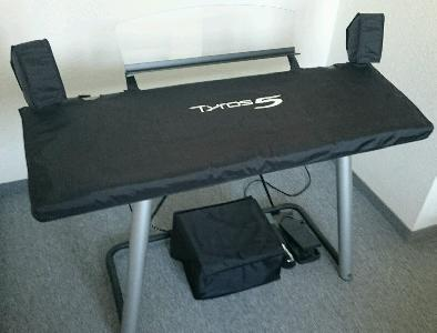 Keyboard Workstation,  Yamaha Tyros 5,  76 touches + accessoires