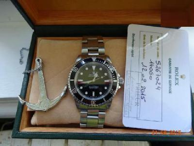 Montre ROLEX SUBMARINER type 14060 / 1994